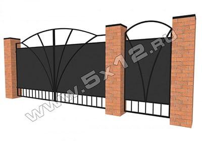Ворота Эко1